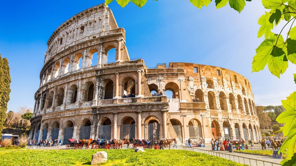 Coliseo Romano Aumentaty Community