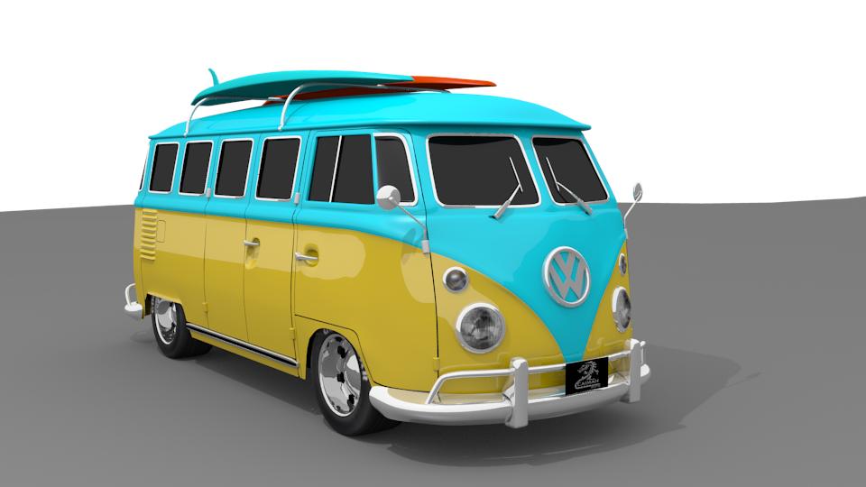 Wagon Hippie Aumentaty Community