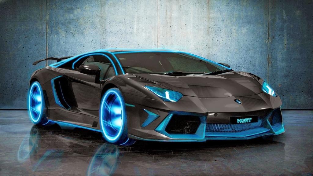 Mi Carro Es Lamborghini Aumentaty Community