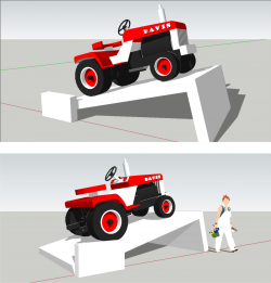 base tractor
