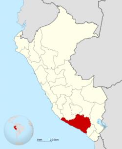 Mapas políticos del Perú