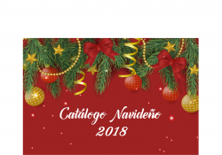 Catálogo Navideño 2018