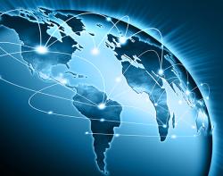 Distribución global