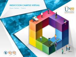 Inducción campus virtual UNAD