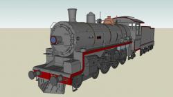 tren a vapor