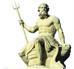 Los dioses Olímpicos