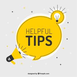 Tips para una buena exposición