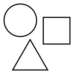 El mundo de las figuras geométricas