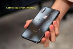 Reparacion del iPhone X