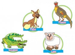 Animales 1A