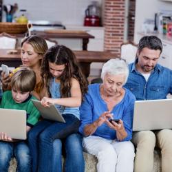 Internet y las generaciones