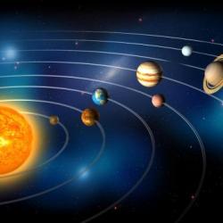 INFO VI sistema solar