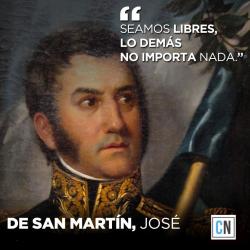 San Martín realidad aumentada Cano