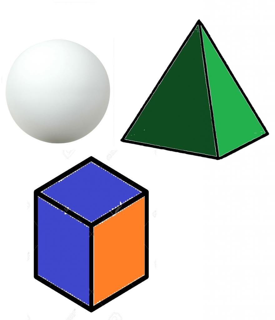mis cuerpos geometricos