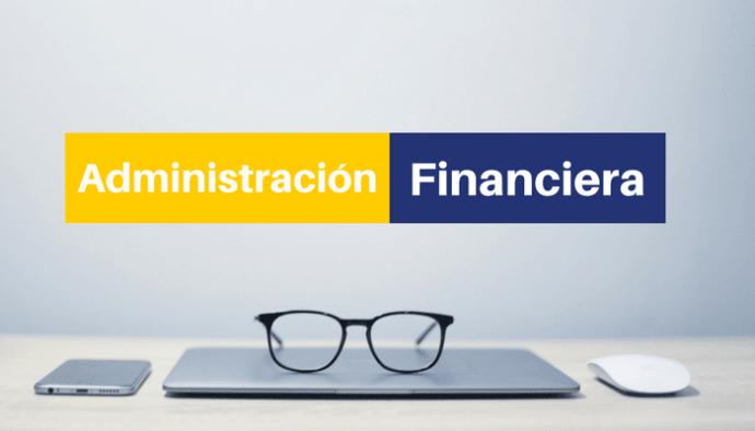 AdministraciónFinanciera
