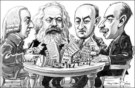 Modos de producción y doctrinas Económicas.