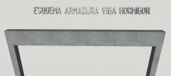 ARMADURA DE VIGA