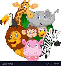 Los animales .