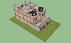 Proyecto Casa Galán