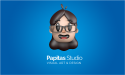 Tarjeta Papitas