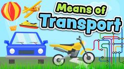 Means of transportation