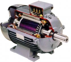 Motor Eléctrico casero